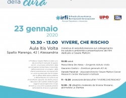EVENTO IN COLLABORAZIONE CON UPO