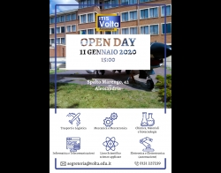SECONDO OPEN DAY